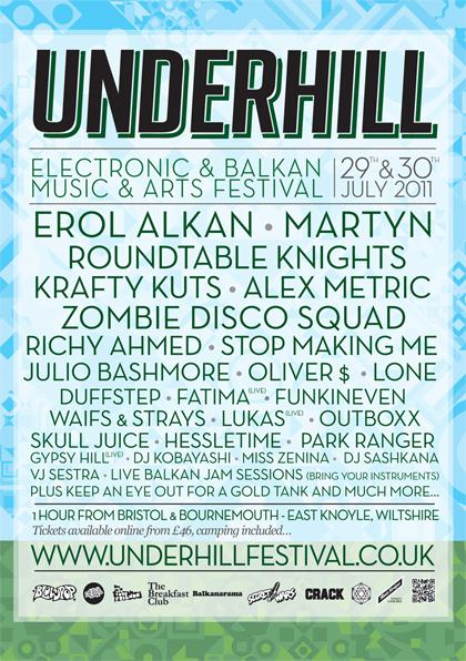 Underhill Festival 2011