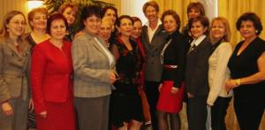 The voice of businesswomen in Romania