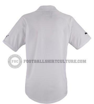 Leaked 2011/12 Tottenham Home Kit