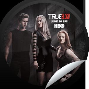 New True Blood Season 4 GetGlue Stickers