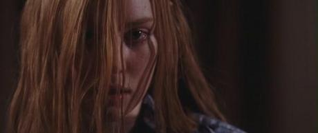 Deborah Ann Woll looks troubled in Mother's Day Screencaps
