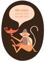 1001 Peeps Summer Camp!