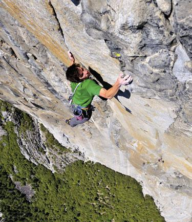 Alex Honnold Solos Another Tough Route In Yosemite