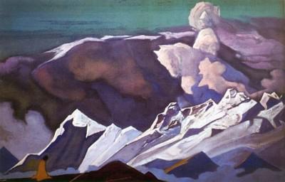 Paintings of Nicholas Roerich