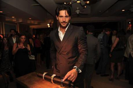 "Joe Manganiello named the ""International Man"""
