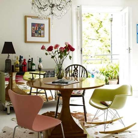Dining room styles!