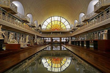 The Swimming Pool That Turned Into A Museum