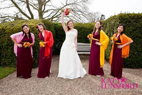 vibrant wedding flowers and details (19)