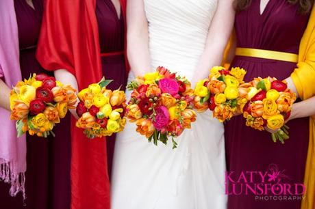 vibrant wedding flowers and details (20)