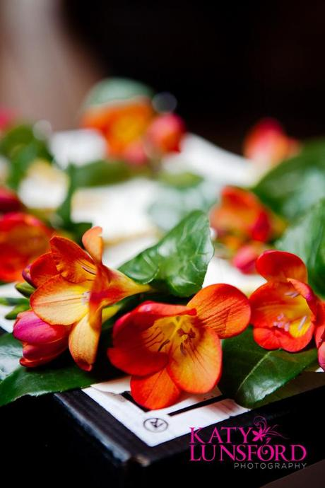 vibrant wedding flowers and details (15)