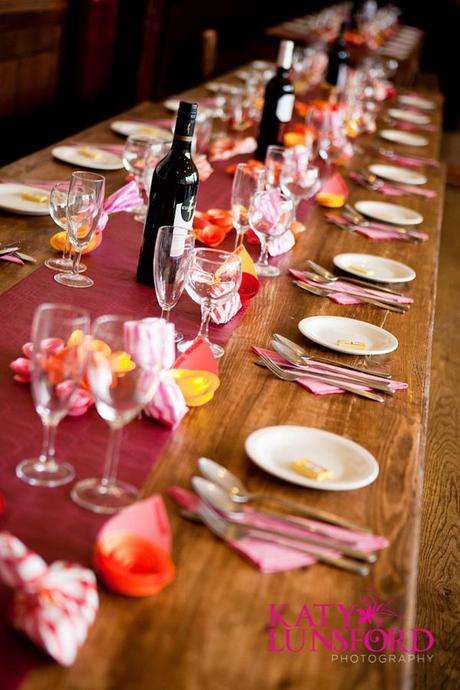 vibrant wedding flowers and details (1)