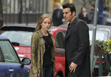 "Review #2560: Covert Affairs 2.2: ""Good Advices"""