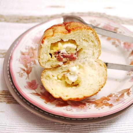 Egg Mayonnaise Buns
