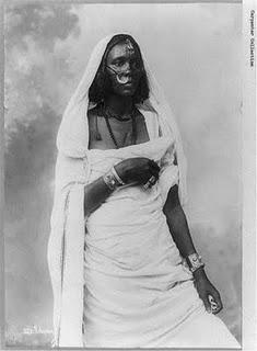 An African in Egypt