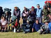 Northern Drakensberg Traverse Forsdick Group 2011