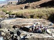 Vaalribbokkop Zulu Caves, Hike with Friends June 2011