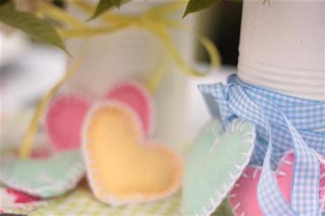 wedding diy project from Whimsical Wonderland Wedding blog