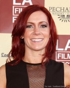 "Carrie Preston says ""Sex Factor"" off the charts in Season 4?"