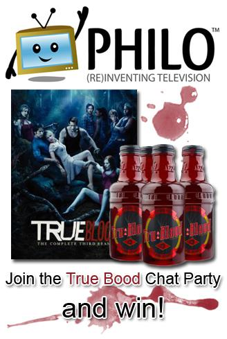 Join the True Blood Season 4 Live Chat and Win!