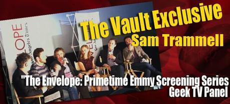 The Vault Exclusive: Sam Trammell – Geek TV Panel