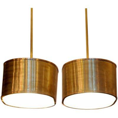 Metal Lamp Shades and the Uberbrassariffication