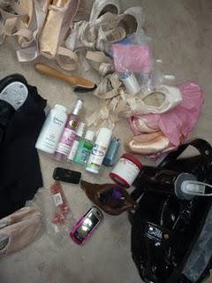 Inside Ballerinablogger's Dance Bag