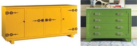 green + yellow