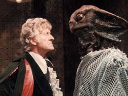 "Review #2562: Classic Doctor Who: ""The Sea Devils"""