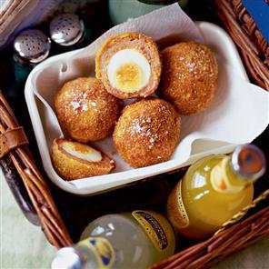 Scotch Eggs: Festival Snack Attack
