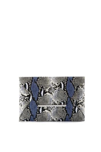 Envelope clutches at BCBG