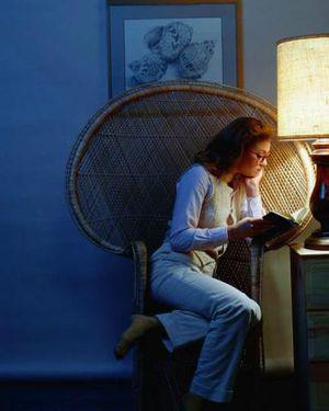Comfortable read