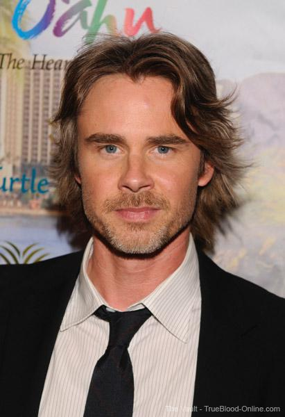 Sam Trammell attends Critics' Choice Television Awards