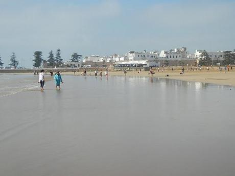 The Beach at Essouira