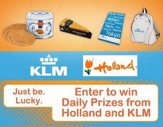 Win a trip to The Netherlands!