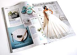 UK wedding magazine review Ideas selling pages