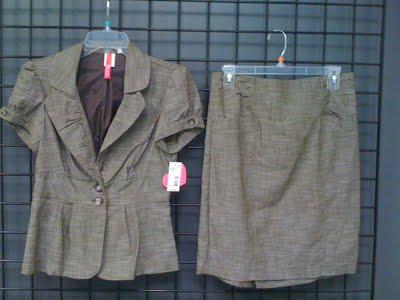 Summer Office Skirt Suit Giveaway!**Closed**