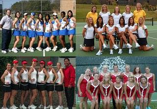 Win A Complete Tennis Team Makeover From 4all!