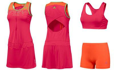 Tennis Fashion Fix: Ana Ivanovic's 2011 French Open Look