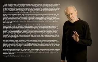 George Carlin's American Dream