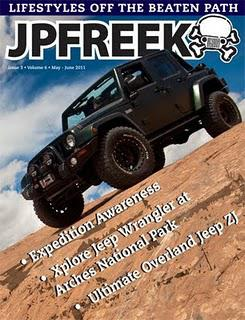 New Issue of JPFreek Magazine Now Available