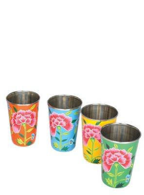 Really cute boho-chic summer entertaining and serving ware sale!