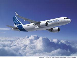 Airbus Challenges Boeing with Fuel-Efficient A320neo