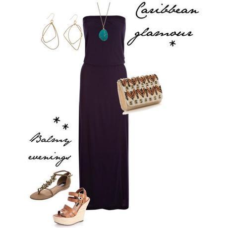 Caribbean glamour