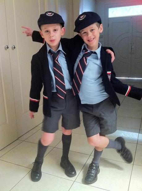 Australian School Uniforms and Swearing in Australia, Bloody Hell Dammit