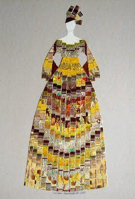 Candy Wrapper Fashions - Lokokina