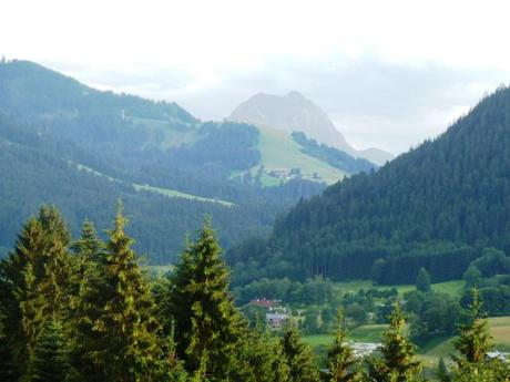 I will definitely be coming back to Tyrol, Austria for some hiking, but will pass on the yoga vacation.