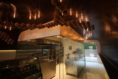 Interiors : Omonia Bakery