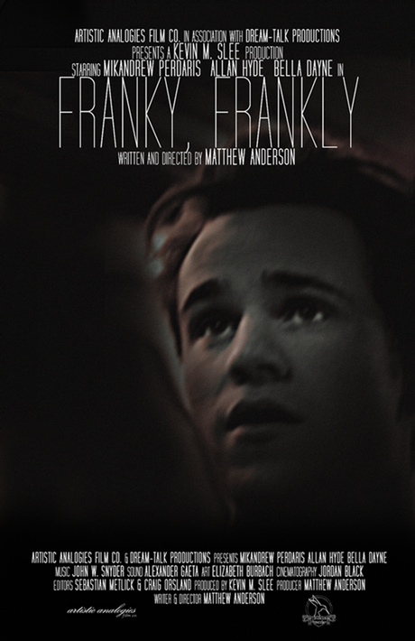Franky, Frankly Promo Poster
