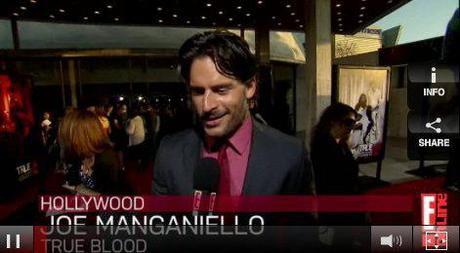 Videos of the Cast on the Red Carpet at the Season 4 Premiere