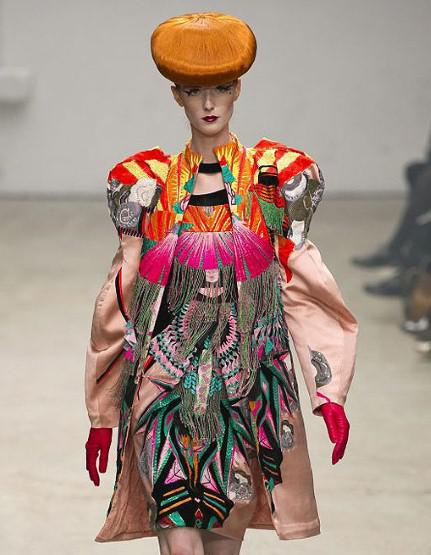 Fantasy Fashion: Manish Arora